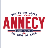 le binôme à la française station de ski annecy