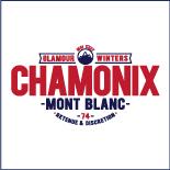le binôme à la française station de ski chamonix
