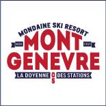le binôme à la française station de ski montgenevre